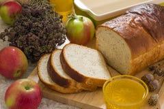 Skivat bröd Arkivfoton