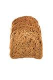 Skivor av bröd Arkivbild