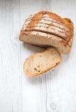 Skivor av bröd Royaltyfri Foto