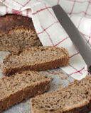 Skivor av bröd Royaltyfria Foton