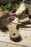 Skivor av bröd Royaltyfria Bilder