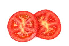 Skivor av tomaten Royaltyfri Fotografi