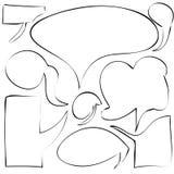 skizze Stock Abbildung
