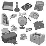 Skizze von Geschäftsprozessen Lizenzfreies Stockfoto