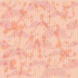 Skizzenschnurrbart, nahtloses Muster der Weinlese Lizenzfreie Stockbilder