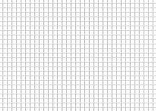 Skizzierter Drahtmonohintergrund Stockbild