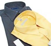 skjorta för män s Arkivbild