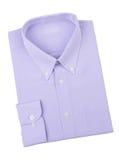 Skjorta. mäns skjorta på en bakgrund Royaltyfria Foton