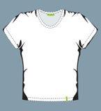 skjorta t Royaltyfri Foto