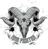 skjorta t för designkämpemma stock illustrationer