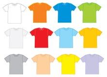 skjortasport Vektor Illustrationer