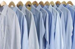 Skjortor royaltyfria bilder