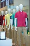 skjortor för män s Arkivbilder