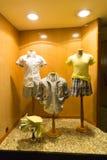 Skjortor på skyltdockor Royaltyfri Fotografi