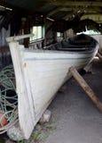 Skjul för fartyglagring i lantbrukarhemmet och Harbertonen Royaltyfria Foton
