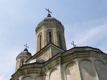 Skjuten kyrka Royaltyfri Foto