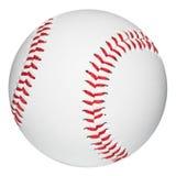 skjuten studio för boll baseball Royaltyfri Bild