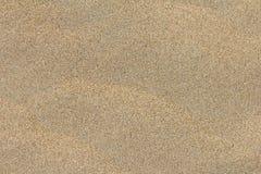 skjuten textur för bakgrundsstrand sand Fotografering för Bildbyråer