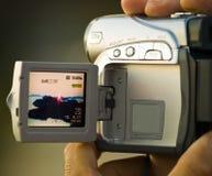 skjuten turist Fotografering för Bildbyråer