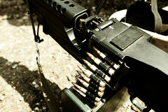 skjutvapen Royaltyfri Foto