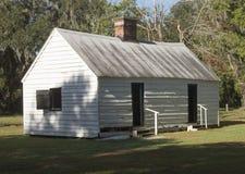 Sklaven-Cabin Stockbild