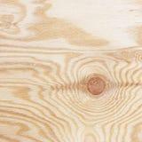 Sklejkowa tekstura z gnarl i naturalny drewno wzór Fotografia Stock