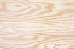 Sklejkowa tekstura z gnarl i naturalny drewno wzór Zdjęcie Stock