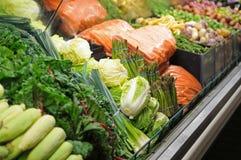 sklepów spożywczy warzywa Zdjęcie Royalty Free