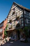 Sklep, Alsace Zdjęcie Royalty Free