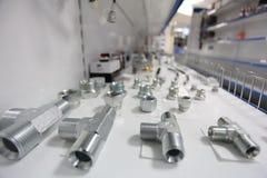 Sklep dodatkowe części dla samochodów Fotografia Royalty Free