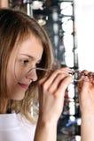 sklep optyczne Fotografia Stock