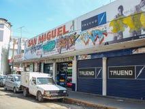 Sklep w Acapulco Zdjęcie Stock