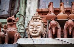 Sklep w Nepal Zdjęcie Stock