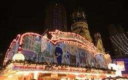 Sklep w Potsdam bożych narodzeniach rynki, Berlin, Niemcy zdjęcie stock