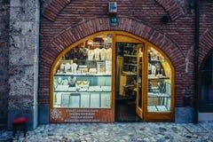 Sklep w Sarajevo Zdjęcie Royalty Free
