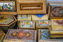 Sklep w Shiraz Fotografia Stock
