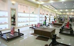 sklep, wnętrze Fotografia Royalty Free