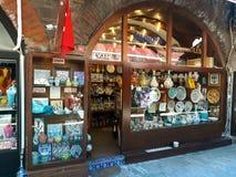 Sklepowa ceramika w Turcja fotografia stock