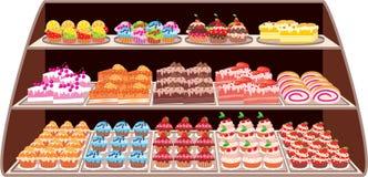 sklepowy cukierki Zdjęcia Royalty Free