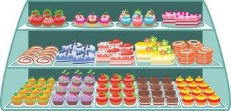 sklepowy cukierki Obrazy Stock