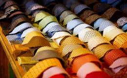sklepowy krawat Zdjęcia Royalty Free