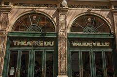 Sklepowy okno w Galeries Royales Hubert przy Bruksela Zdjęcie Stock