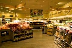 Sklepu spożywczy supermarket zdjęcia royalty free