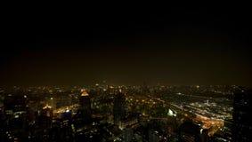 Skline de Bangkok Fotografía de archivo libre de regalías