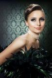 skönhetstående Royaltyfri Foto
