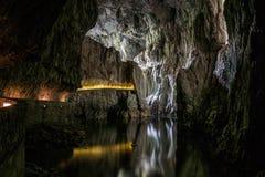 Skocjan Caves, Natural Heritage Site in Slovenia Stock Photo