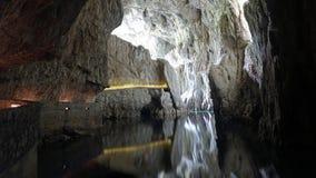 Skocjanske jame ( Skocjan cave ), Slovenia Stock Photo