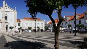 Skoczne ulicy grodzki Vila Real Santo Antonio Portugalia zbiory