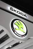 Skoda Royalty Free Stock Photography