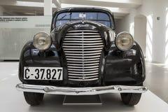 Skoda Auto Museum in Mlada Boleslav Stock Images